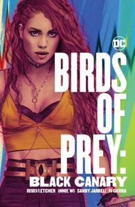 Birds of Prey-Black Canary 2020 digital Son of Ultron