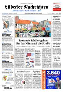 Lübecker Nachrichten Ostholstein Süd - 16. März 2019