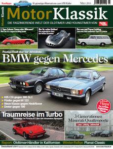 Auto Motor Sport Motor Klassik Magazin März No 03 2016