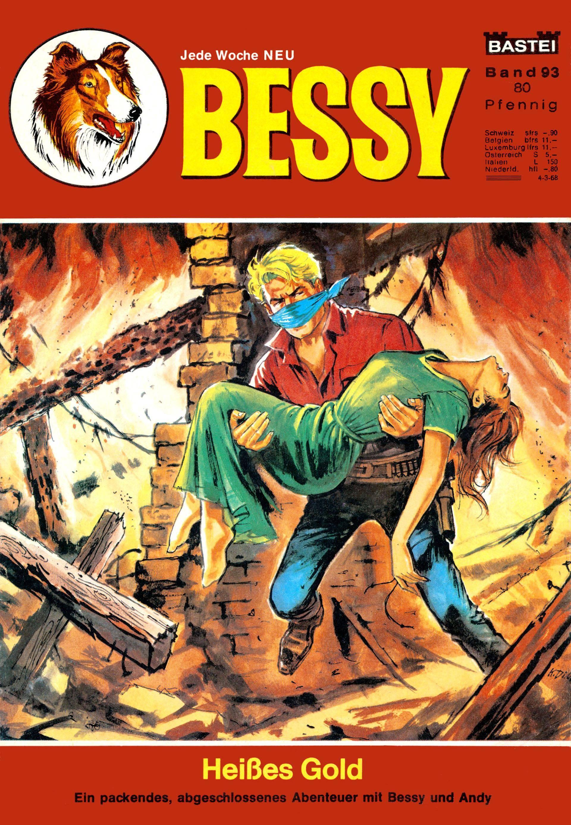 17 COMIC] Bessy 093 Heisses Gold cbr par2 4935 MB usenet space cowboys online