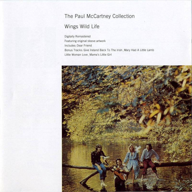Paul McCartney, Wings: Remastered CD Collection (1971 - 1989)