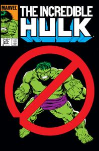 Incredible Hulk 317 1986
