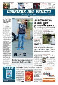 Corriere del Veneto Padova e Rovigo - 6 Luglio 2018