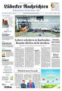 Lübecker Nachrichten Ostholstein Süd - 13. Juni 2018
