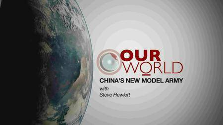 BBC - Our World: China's Model Army (2014)