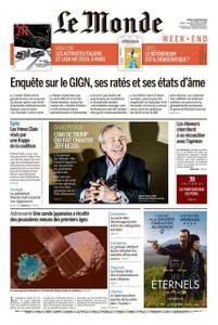 Le Monde du Samedi 23 Février 2019