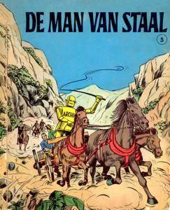 Archie De Man Van Staal - 05 - Overval Op De Postwagen