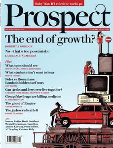 Prospect Magazine - February 2016