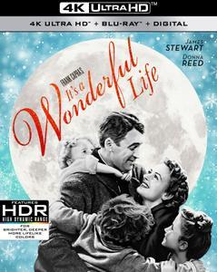 It's a Wonderful Life (1946) [4K, Ultra HD]