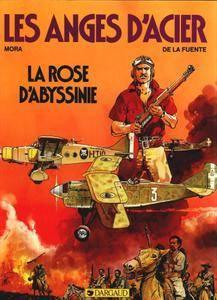 Les Anges Dacier - T03 - La Rose Dabyssinie