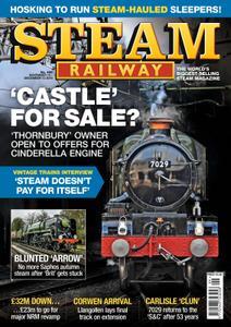 Steam Railway – 15 November 2019