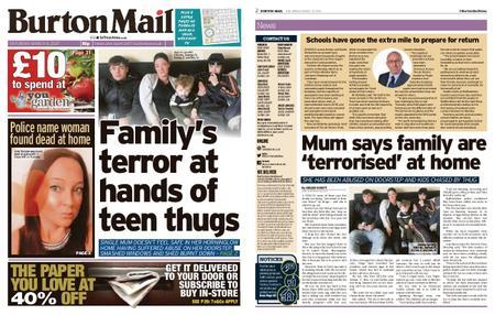 Burton Mail – March 06, 2021
