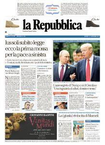 la Repubblica - 16 Novembre 2017