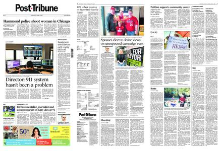 Post-Tribune – October 07, 2019