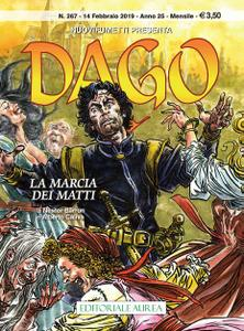 Dago 267 – Anno 25 N. 02 – La Marcia dei Matti (02/2019)