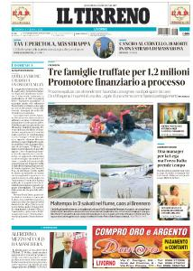 Il Tirreno Livorno - 3 Febbraio 2019