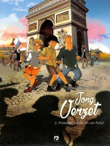 Jong Verzet - 02 - Protesteer, Studenten Van Parijs!