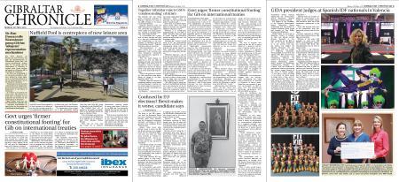 Gibraltar Chronicle – 20 May 2019