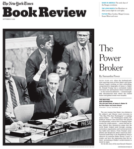 The New York Times Book Review – 27 September 2020