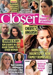 Closer UK - 15 September 2021