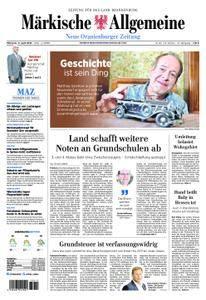 Neue Oranienburger Zeitung - 11. April 2018
