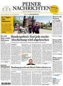 Peiner Nachrichten - 24. Mai 2018