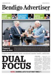 Bendigo Advertiser - August 5, 2019