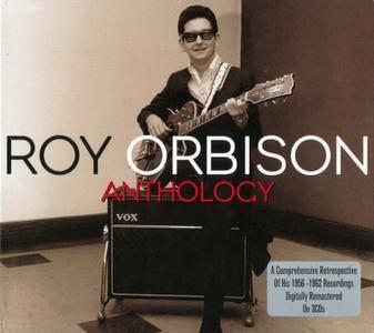 Roy Orbison - Anthology (2013) {3CD Box Set}