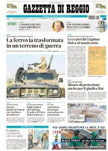 Gazzetta di Reggio - 29 Novembre 2018