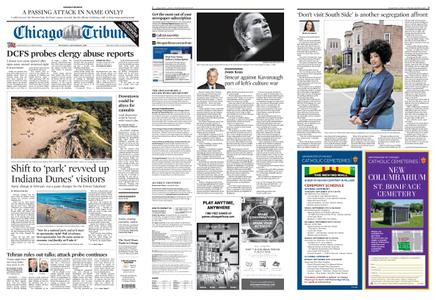 Chicago Tribune – September 18, 2019