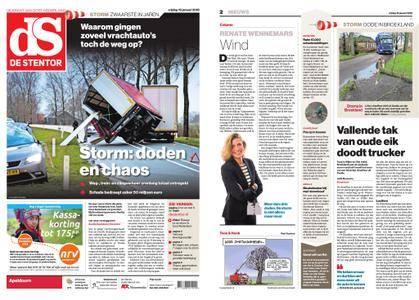 De Stentor - Apeldoorn – 19 januari 2018