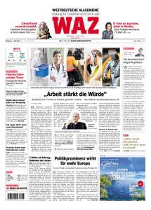 WAZ Westdeutsche Allgemeine Zeitung Oberhausen-Sterkrade - 01. Mai 2019