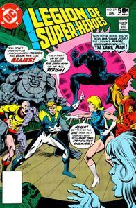 Legion of Super-Heroes 271 digital LP