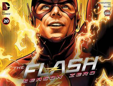 The Flash - Season Zero 020 2015 Digital
