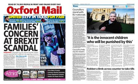 Oxford Mail – October 09, 2019
