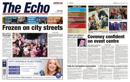 Evening Echo – November 18, 2019