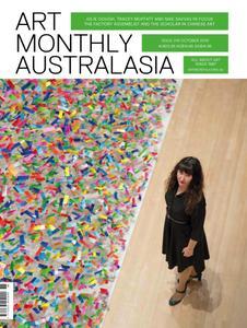 Art Monthly Australasia - Issue 319