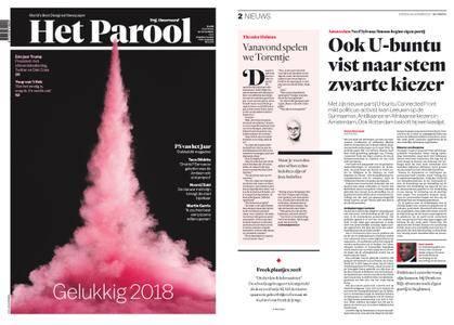 Het Parool – 30 december 2017