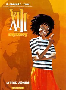 XIII mystery - 03 - Little Jones