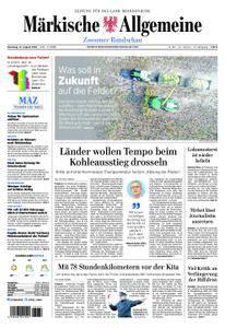 Märkische Allgemeine Zossener Rundschau - 21. August 2018