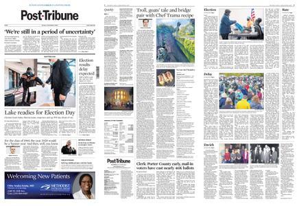 Post-Tribune – November 01, 2020