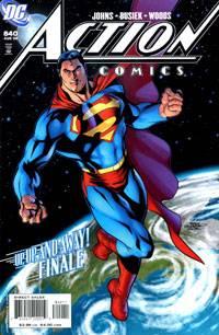 Action Comics Vol.1 No.840 Aug 2006