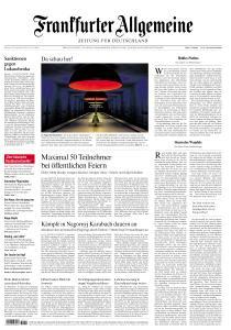 Frankfurter Allgemeine Zeitung - 30 September 2020