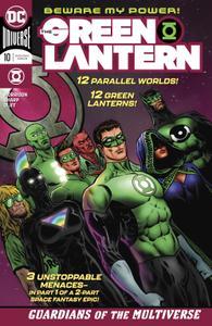 The Green Lantern 010 2019
