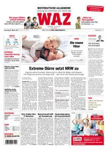 WAZ Westdeutsche Allgemeine Zeitung Oberhausen-Sterkrade - 18. Oktober 2018
