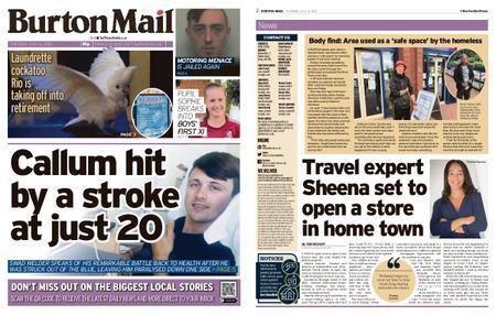 Burton Mail – July 06, 2021