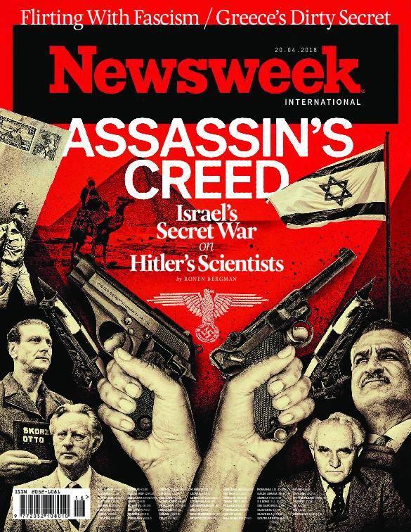 Newsweek International – 20 April 2018