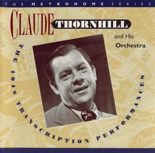 Claude Thornhill & His Orchestra - The 1948 Transcription Performances (1994) {Hep Records HEP CD 17, mono}