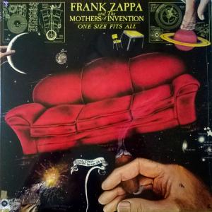 Frank Zappa And The Mothers Of Invention - One Size Fits All (1975/2015) [LP,Remastered,180 Gram,DSD128]