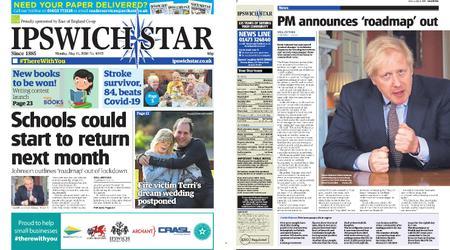 Ipswich Star – May 11, 2020